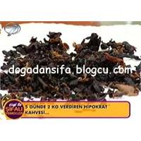 Şems Aslan 5 günde 2 kilo verdiren kahve tarifi