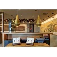 Kanada'da P.F. Chang Restaurant Aydınlatma