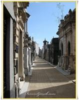 Arjantin de Recoleta Mezarlığı