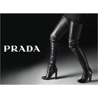 Prada'nın Şık Ayakkabı Butikleri