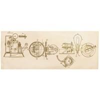 Google Logosu: Thomas Edison'un 164. Doğum Günü