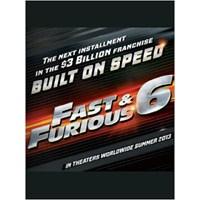 Hızlı Ve Öfkeli 6 - Fast & Furious 6 Yakında