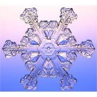 İşte Muhteşem Kar Kristalleri