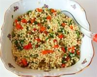 Kuskus Salatası Ve Piyaz