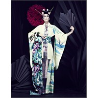 Stil: Oriental Chic