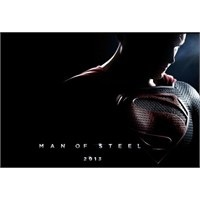 İlk Teaser: Man Of Steel
