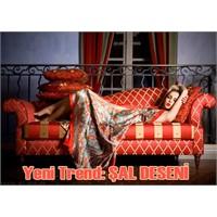Bu Yılın Trendi: Şal Desen