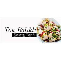 Ton Balıklı Salata Tarifi !
