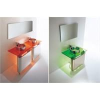 Küçük Banyolar İçin Minimalist Banyo Dolabı
