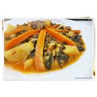Antalya Usulü Etli Terbiyeli Kereviz Yemeği