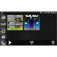 Android Telefonda Ekran Videosu Çekme