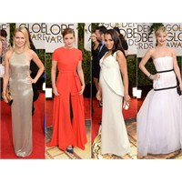 Golden Globes Red Carpet 2014