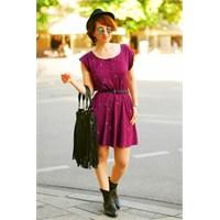 Kısa Boylu Kadınlar İçin Elbise Modelleri