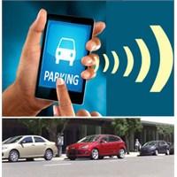 Cep Telefonununz İle Otomobilinizi Park Edin