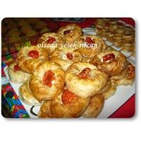 Peynirli Kuş Yuvası Böreği