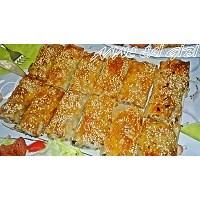 Baklava Yufkasıyla Karaköy Böreği