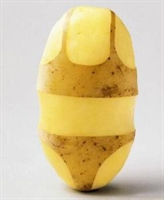 Cilt Bakımı - Patates Maskesi