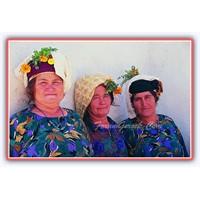 Çomakdağ Kızılağaç Köyü Kadınları (Muğla)