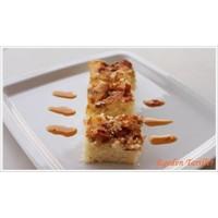 Elmalı-tarçınlı Kek