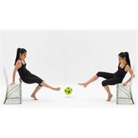 Tembel Futbolculara Özel Sandalye