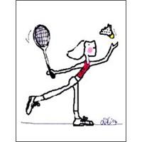 Tenis Değil: Badminton