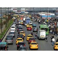 Şehirlerde Trafik Ruh Sağlığını Bozuyor