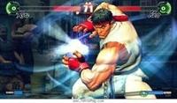 Street Fighter 4ün İlk Videoları