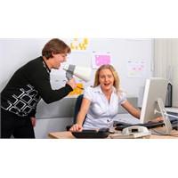 İş Hayatında Mobbing Ve Öfke Patlaması