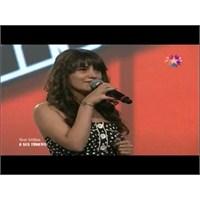 """Cemre Eren : """" O Ses Türkiye """" – 01/10/2012"""