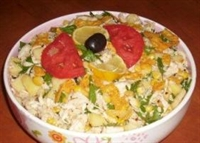 Kolay Cipsli Salata
