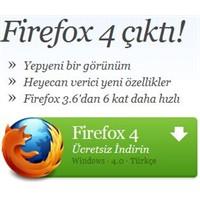Mozilla Firefox 4 Final Sürümü Çıktı