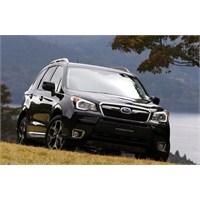 2014 Subaru Forester Detaylandı - Foto Galeri