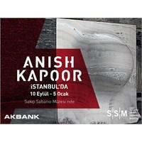 Anish Kapoor İstanbul'da