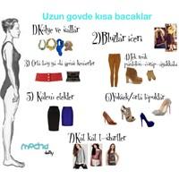 Vücut Tipinize Göre Kıyafet Seçimi