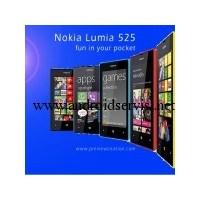 Nokia Lumia 525 Geliyor