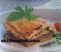 Beşamel Soslu Patlıcan Tarifi