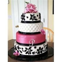 En Trend Düğün Pastası Örnekleri