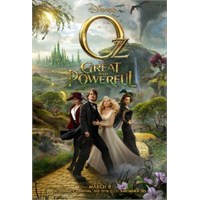 Muhteşem Ve Kudretli Oz -the Great And Powerful