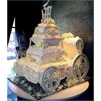 Muhteşem Düğün Pastası