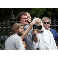 Tarantino'nun Django Unchained'inden İlk Kareler