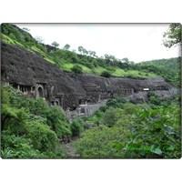 Maharashtra Bölgesi | Ajanta Mağaraları