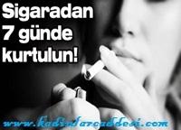 Sigaradan 7 Günde Kurtulun!