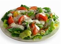Yoğurtlu Diyet Salata...