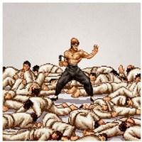 Uçan Tekmeli Efsane; Bruce Lee