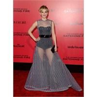 Tanıtım Turu Yüzü - Jennifer Lawrence