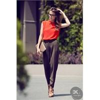 Günün Sokak Modası : Paçası Kısa Pantolonlar