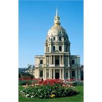 Paris Les İnvalides Hakkında Bilgiler