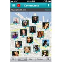 Çevrenizdeki Sosyal Ağ Kullanıcılarını Bulun