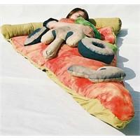 Pizza Dilimi Şeklinde Uyku Tulumu