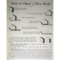 Yeni Kitaplar Nasıl Açılmalı?